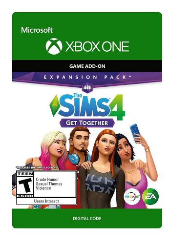 the-sims-4-xbox-one-gettogether