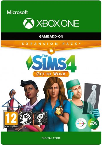 the-sims-4-xbox-one-gettowork