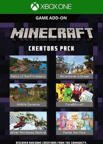 Minecraft creators pack add on