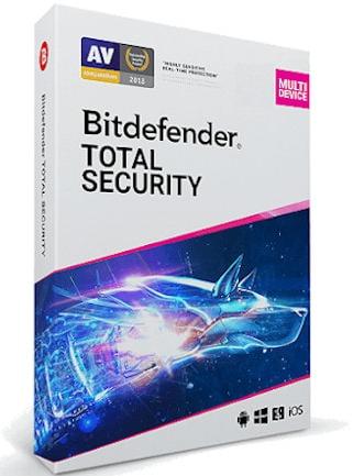 BitdefenderTotalSecurity